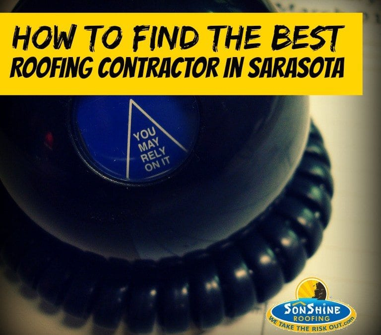 How to Find the Best Roofing Contractor in Sarasota
