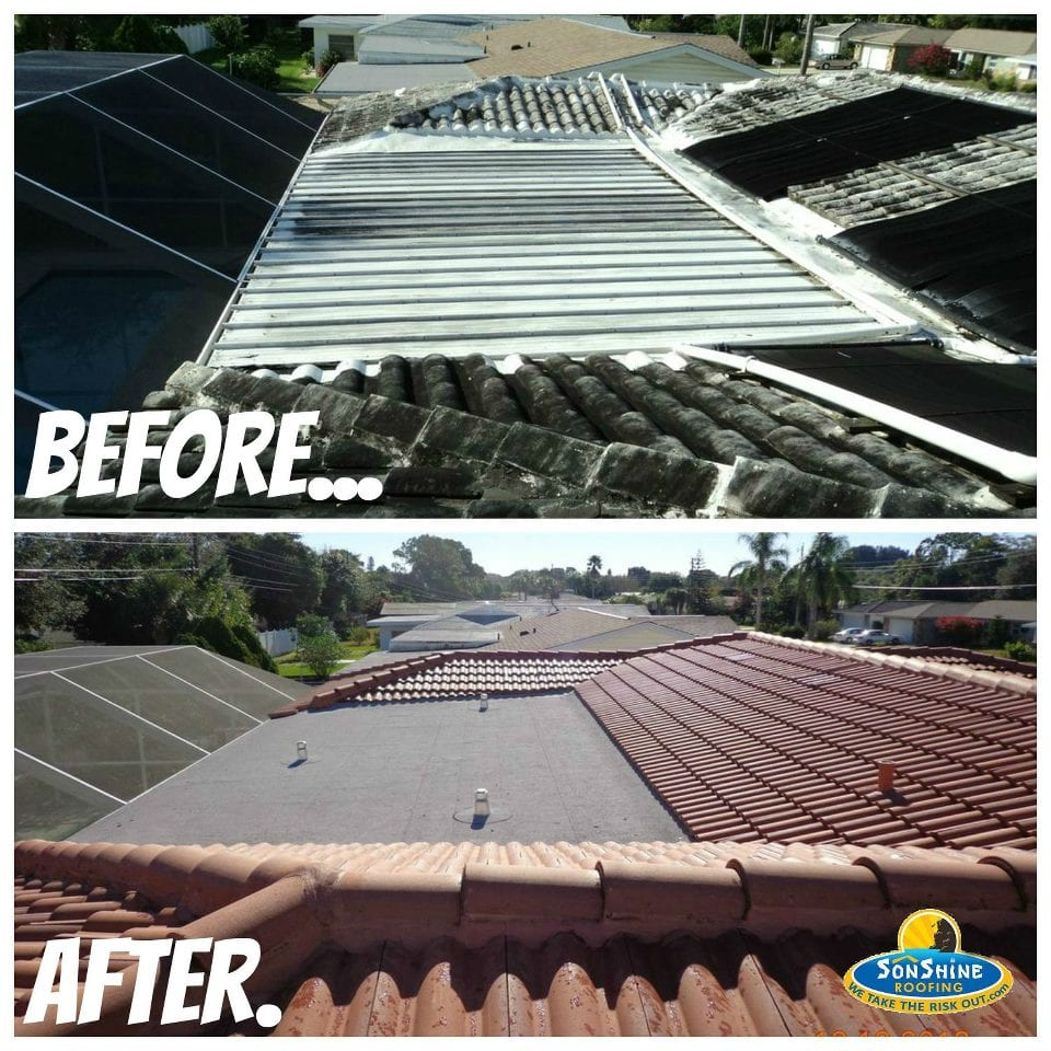 Sarasota roofing contractors, sarasota roofing company, roof replacement