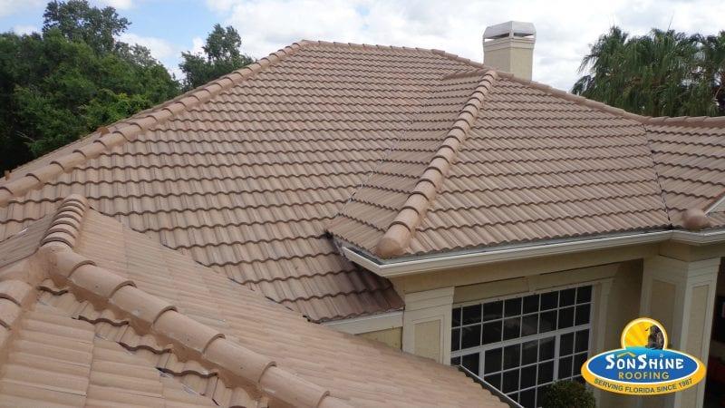 Tile Roof Sonshine